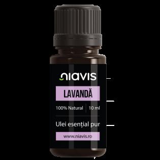 NIAVIS Ulei esenţial de Lavandă 10ml