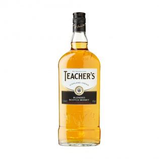 TEACHER'S Whisky 40% alcool 1L