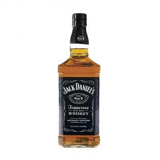 JACK DANIEL'S Whisky 40% alcool 1L