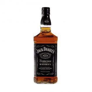 JACK DANIEL'S Whisky 40% alcool 0.7L