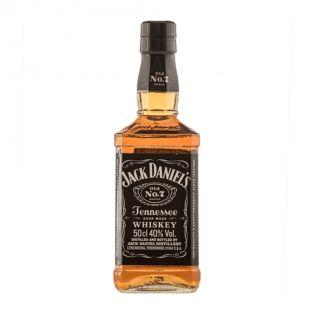 JACK DANIEL'S Whisky 40% alcool  0.5L