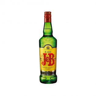 J&B RARE Scotch Whisky 40% alcool 0.7L