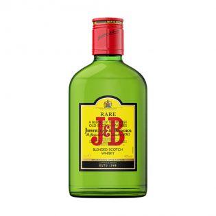 J&B RARE Scotch Whisky 40% alcool 0.2L
