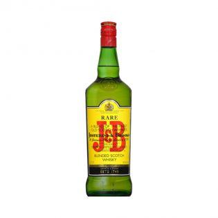 J&B Rare Scotch Whisky 40% alcool 1L