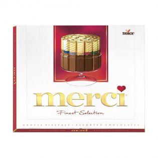 MERCI Bomboane de ciocolată asortate 250g