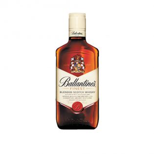 BALLANTINE'S Finest Scotch Whisky 40% alcool 0.5L