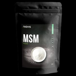 NIAVIS MSM Pulbere 100% naturală 250g