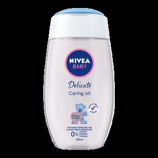 NIVEA Baby Ulei de corp 200 ml