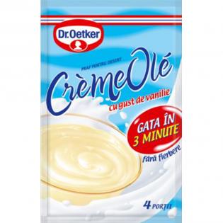 DR. OETKER Creme ole vanilie 80g