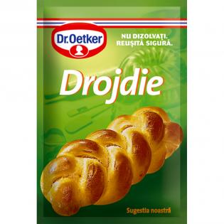 DR. OETKER Drojdie uscată (3X7G)