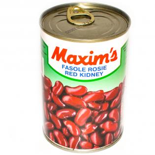MAXIM'S Fasole roșie  400g