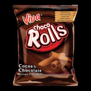Viva Choco Rolls