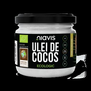 NIAVIS Ulei de cocos extra virgin ecologic/bio 200g/220ml