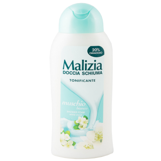 MALIZIA Gel de duș mosc 300ml
