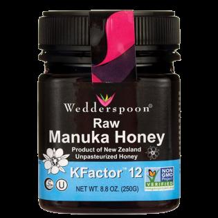 WEDDERSPOON Miere de Manuka Kfactor 12 raw 250g