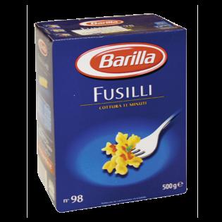 BARILLA Paste fusilli NR.98 500g