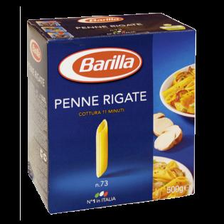 BARILLA Paste penne rigate 500g
