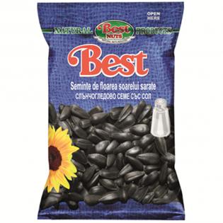 BEST Semințe floarea soarelui sărate 200g