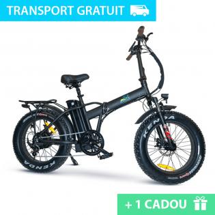 Bicicletă electrică GE Fat Bike V2 Urban