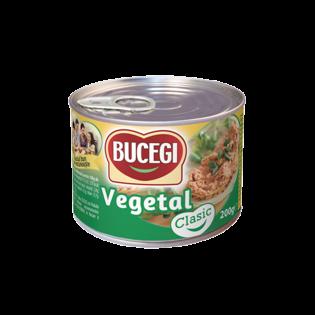 BUCEGI  Pate vegetal 200g