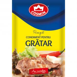 COSMIN Condiment pentru grătar 20g