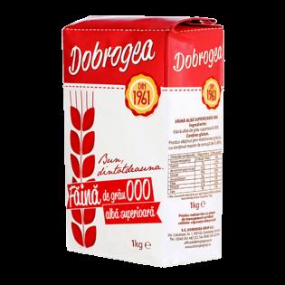DOBROGEA Făină tip 000 1kg