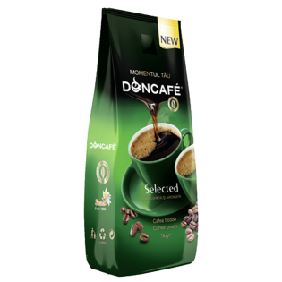DONCAFE Selected cafea boabe 1kg