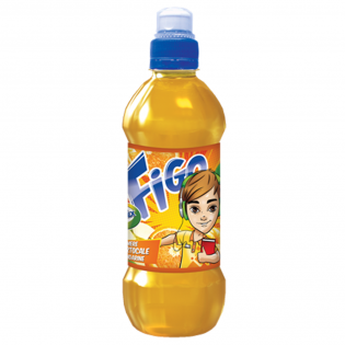 FIGO Băutura răcoritoare pentru copii portocale și mandarine 0.3L