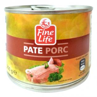 FINE LIFE Pate porc 200g