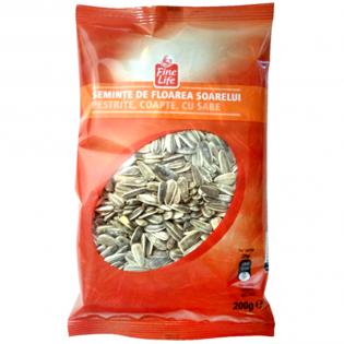 FINE LIFE Semințe pestrițe sare 200g