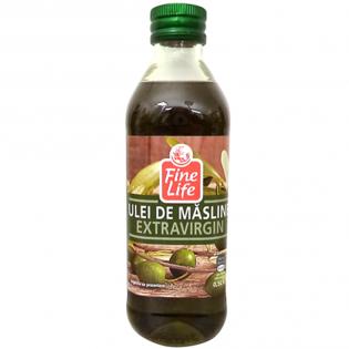 FINE LIFE Ulei măsline extravirgin 0.5L