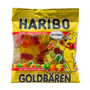 HARIBO Bomboane gumate ursuleți 100g