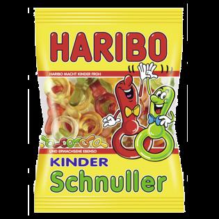 HARIBO Bomboane gumate Kinder Schnuller 100g