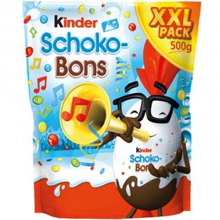 KINDER Bomboane Schoko bons 500g
