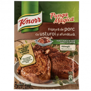 KNORR Pungă magică pentru porc usturoi 29g