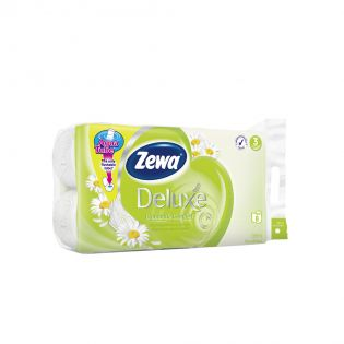 ZEWA Hârtie igienică camomile comfort 8 buc