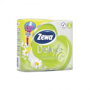 ZEWA Hârtie igienică camomile confort 4 buc