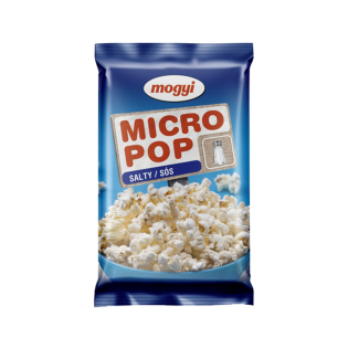 MOGYI Micro Popcorn sare 100g