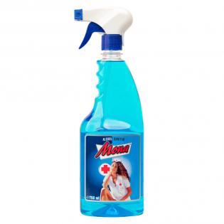 MONA - Alcool sanitar 70% cu pulverizator 0.75L PET