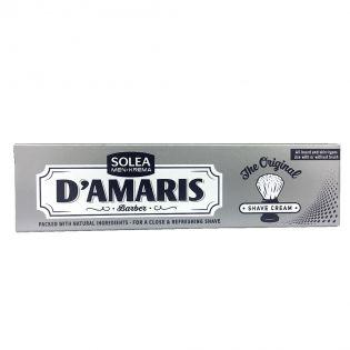 D'AMARIS Cremă de ras original 60g