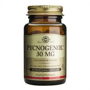 SOLGAR Pycnogenol 30MG 30cps