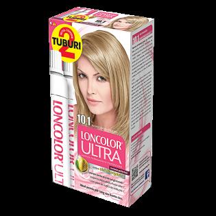 LONCOLOR Ultra vopsea de păr blond cenuşiu Nr.10.1 100ml