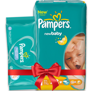 PACHET Only Pampers