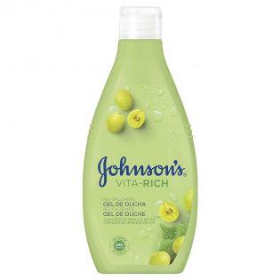 JOHNSON'S Gel de duș vita rich cu extract de struguri 750ml