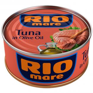 RIO MARE Ton în ulei măsline 80g
