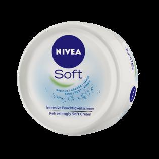 NIVEA Cremă de corp soft 300ml