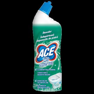 ACE Soluţie de curăţare pentru vasul de toaletă lime 700ml