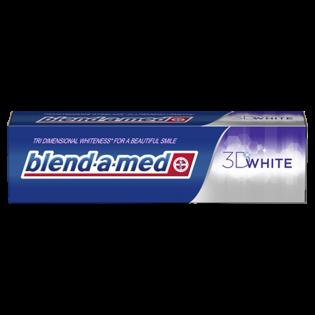 BLEND-A-MED Pastă de dinţi 3D white 100ml