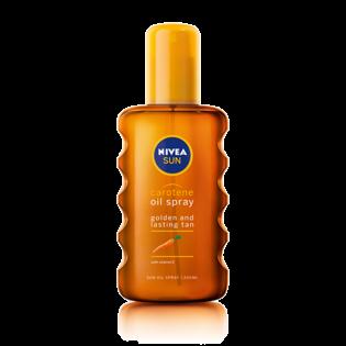 NIVEA SUN Spray pentru bronzare cu caroten, 200ml
