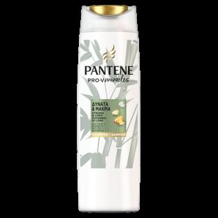PANTENE Șampon bambus 300ml